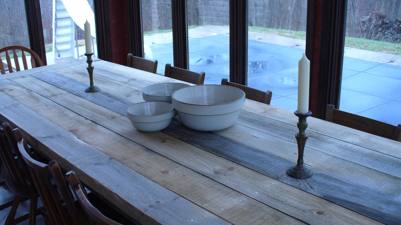 Building my own 10 farm table shores of avalon for Build your own farmhouse